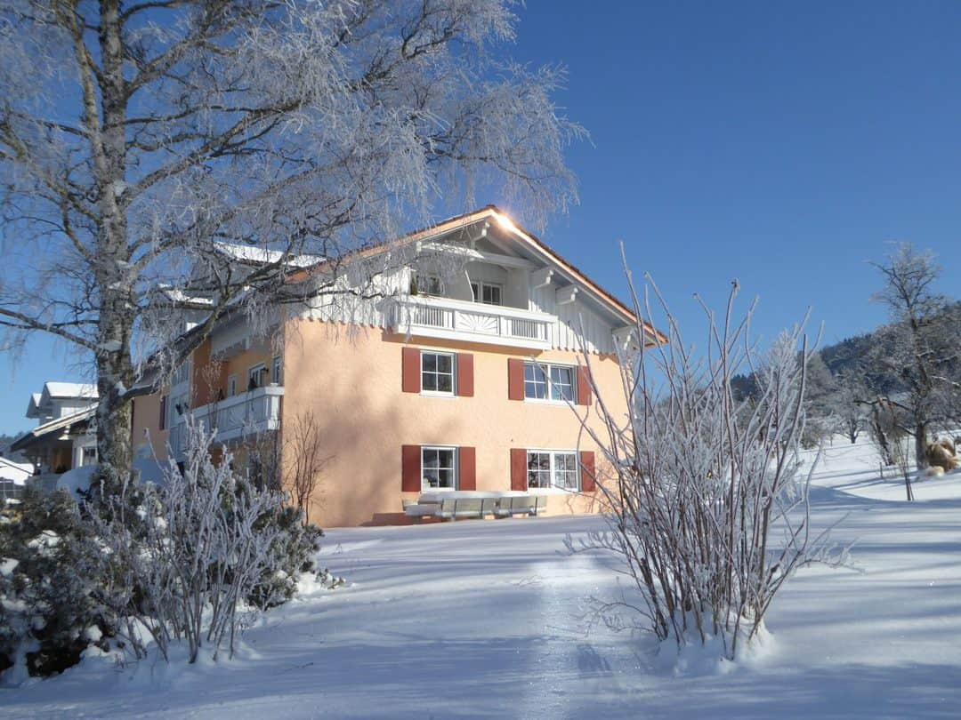 Landhaus König   Herbst